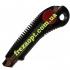 Нож с отломным лезвием Intertool HT-0502 18мм