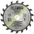 Дисковая пазовая пила CMT 240.050.07M (180x30x5,0x3,0) Z18