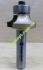 Концевая радиусная фреза Easy Tool 1017 R5 D22,7 H10 d8 L54,5